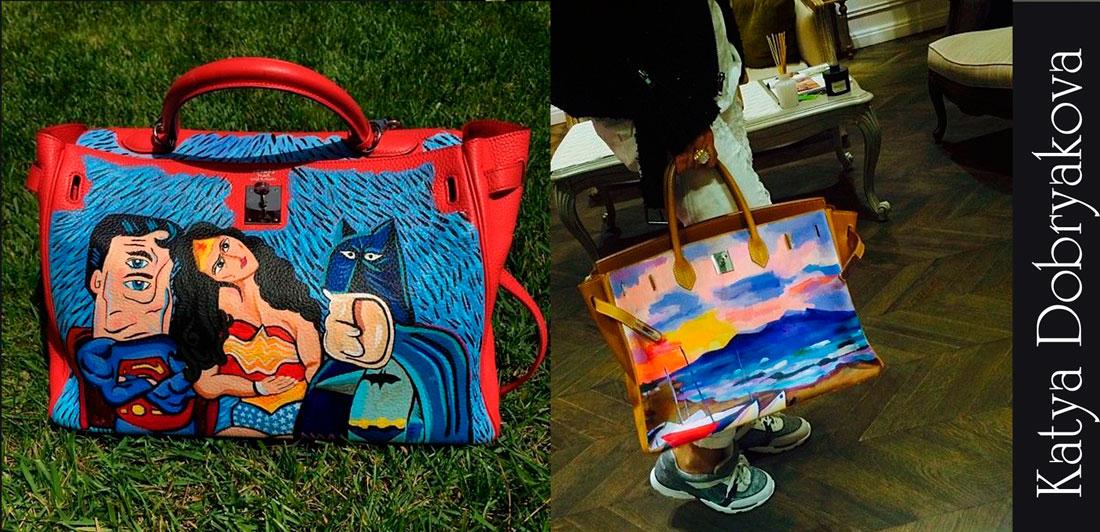 luxury-creator.com Custom hermes birkin Katya Dobryakova