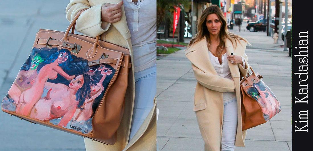 luxury-creator.com Custom hermes birkin Kim Kardashian