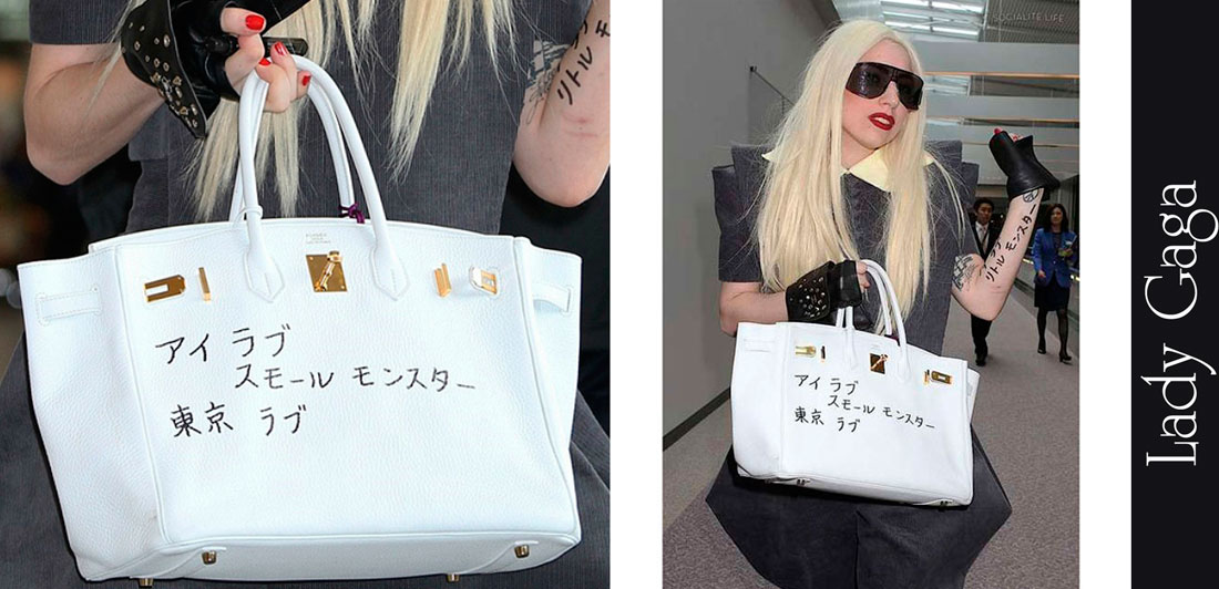 luxury-creator.com Custom hermes birkin Lady Gaga