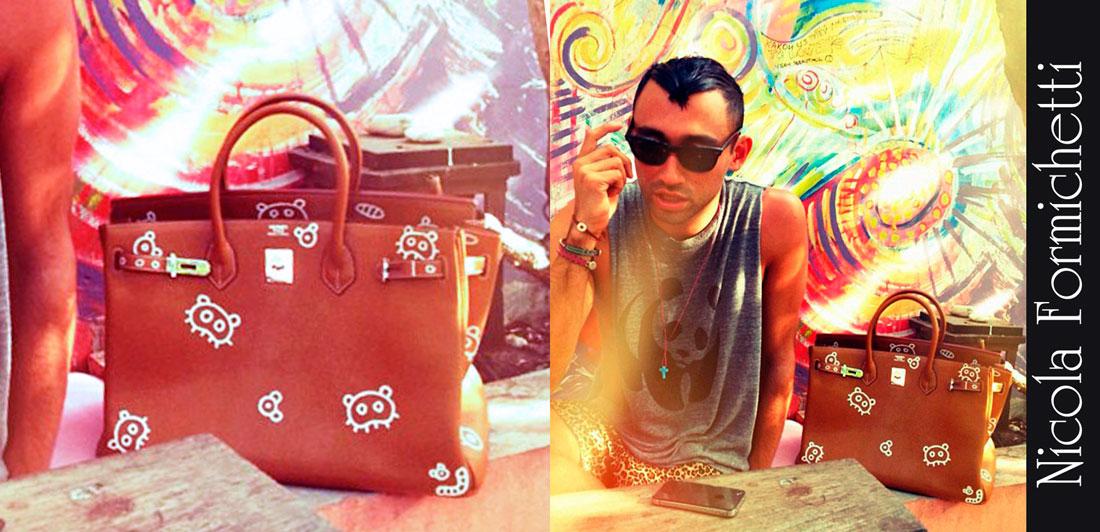 luxury-creator.com Custom hermes birkin Nicola Formichetti
